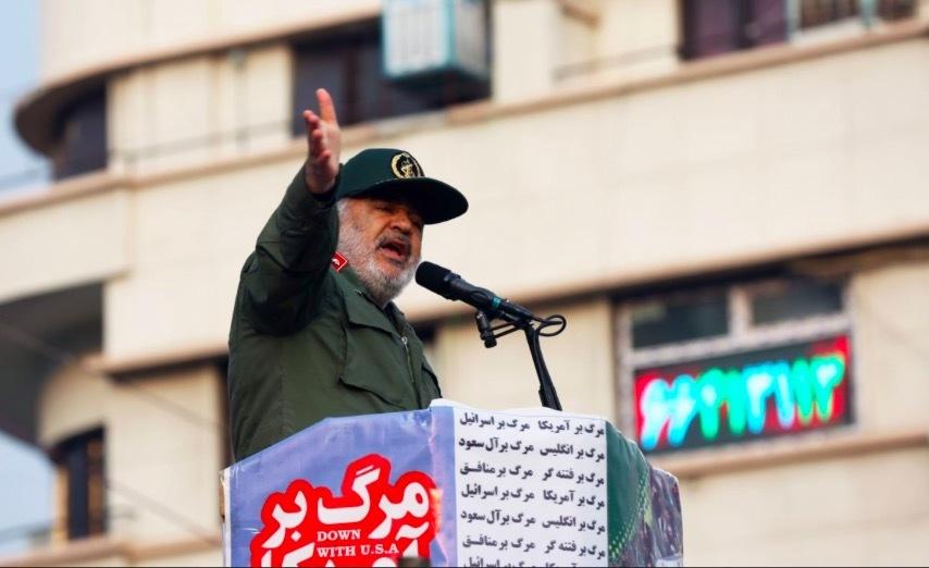 Iran doạ tấn công Mỹ và Israel