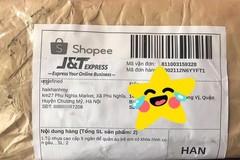 """Mua tủ nhựa cả triệu đồng trên Shopee, khách hàng """"đứng hình"""" khi nhận về... phong bì rách"""