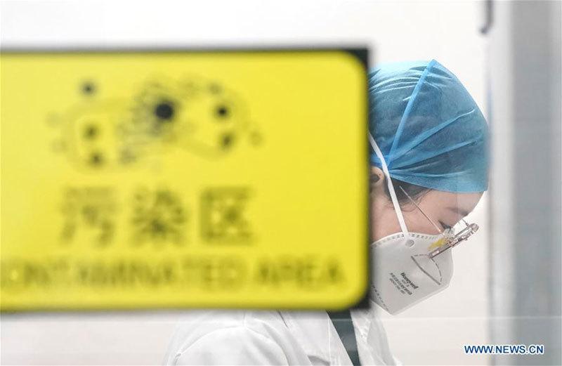 Xét nghiệm không ngừng nghỉ Covid-19, TQ điều thêm hàng nghìn bác sĩ tới Vũ Hán