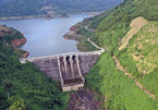 Central hydropower plants' reservoirs lack water