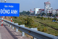 Messy construction rampant in Hanoi's suburban districts