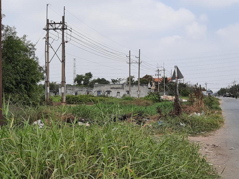 Căn nhà hoang nơi Tuấn 'khỉ' ẩn náu và bị tiêu diệt