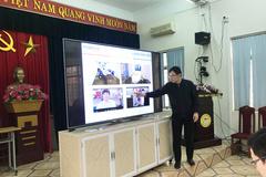 Lắp đặt miễn phí hệ thống hỗ trợ học trực tuyến cho các trường
