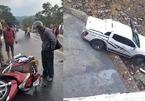 Va chạm với ô tô, cô giáo mầm non tử vong tại chỗ