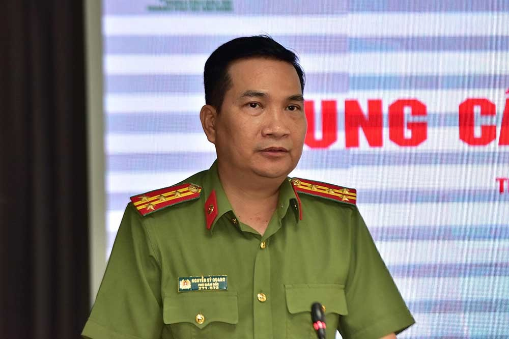 Nổ Súng,Sài Gòn,Củ Chi,vụ án giết người