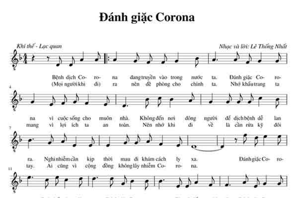 Tiến sĩ 65 tuổi sáng tác bài hát về dịch Covid-19 gây sốt mạng