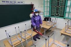 Hà Nội dự kiến cho học sinh trở lại trường đầu tháng 5