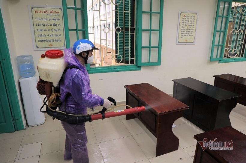 Đề xuất cho học sinh Hà Nội trở lại trường theo 4 giai đoạn