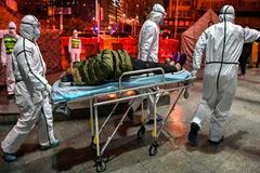 Người đàn ông nhiễm nCoV tử vong sau 3 giờ nằm trên giường bệnh