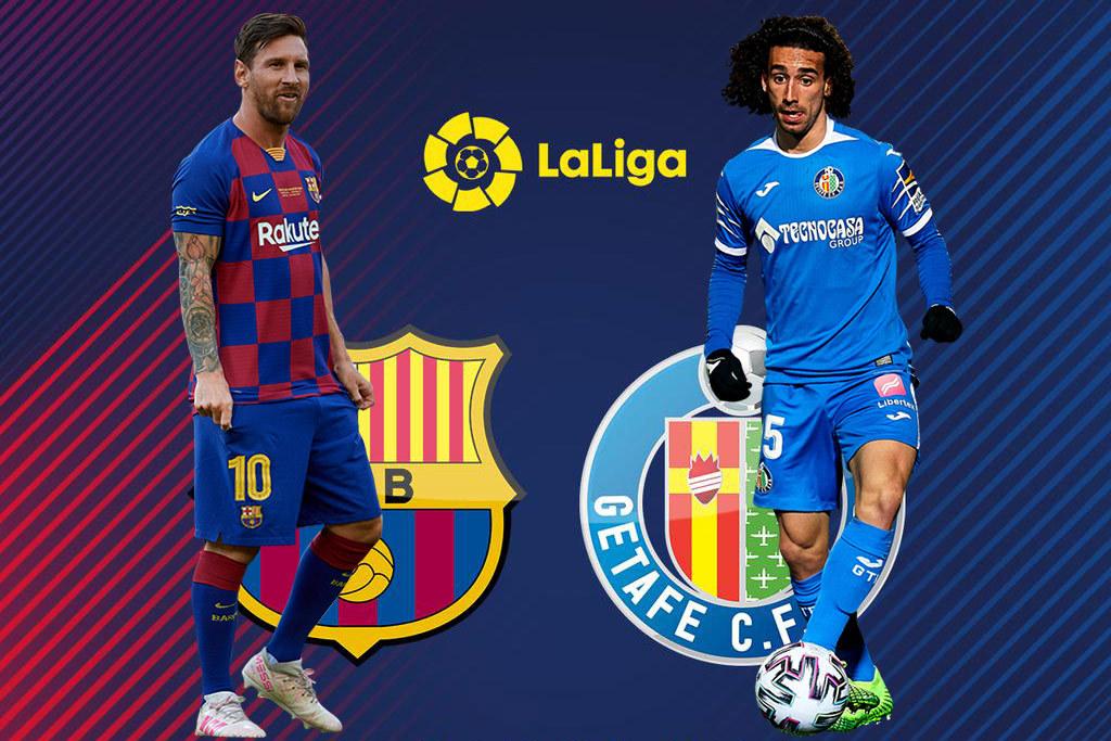 Barca vs Getafe: Chờ Messi giải cứu