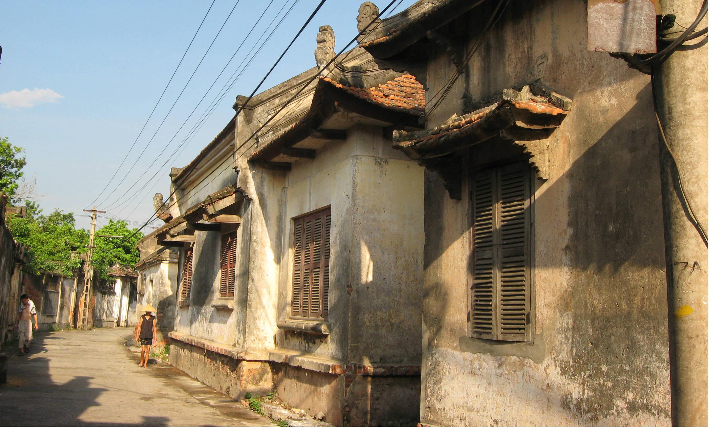 làng tỷ phú,làng nghề