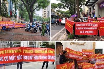 Nhan nhản tranh chấp, Hà Nội sắp kiểm tra hàng nghìn chung cư