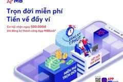 MB ưu đãi đến 2 tỷ đồng mừng App MBBank phiên bản mới