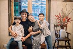 11 năm yêu trắc trở, 9 năm hôn nhân ngọt ngào của Đan Lê - Khải Anh