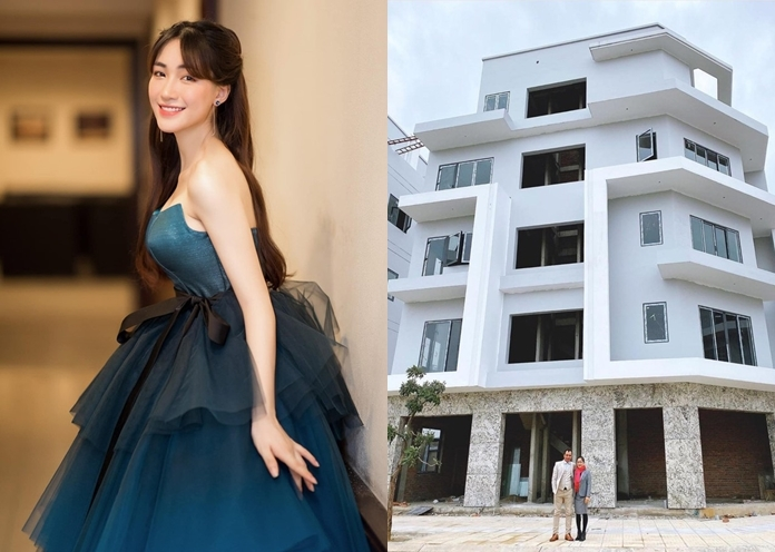Hòa Minzy: Xây nhà 5 tầng cho bố mẹ, sẽ sinh 2 con trước hôn nhân