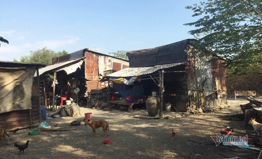 Sài Gòn,Xóm Nghèo