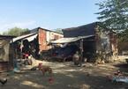 Cảnh sống không điện, nước ở xóm nghèo giữa làng đại học