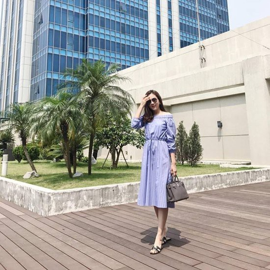 Cuộc sống sang chảnh cùng bộ sưu tập túi hàng hiệu của MC Mai Ngọc