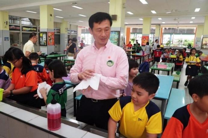 trường học Singapore,lịch học,virus corona,Covid-19,dịch viêm đường hô hấp