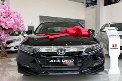 """Sedan hạng D tháng 1: Toyota Camry dẫn dầu, Honda Accord mớitiếp tục """"đội sổ"""""""