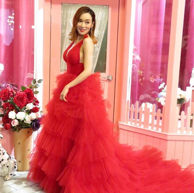 Hoa hậu Dương Tư Kỳ lo lắng vì sinh con mùa dịch corona