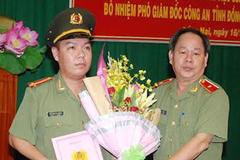 Bộ Công an điều động Phó giám đốc Công an Đồng Nai nhiệm vụ mới