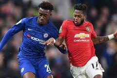 Chelsea vs MU: Tử chiến vì vé Champions League
