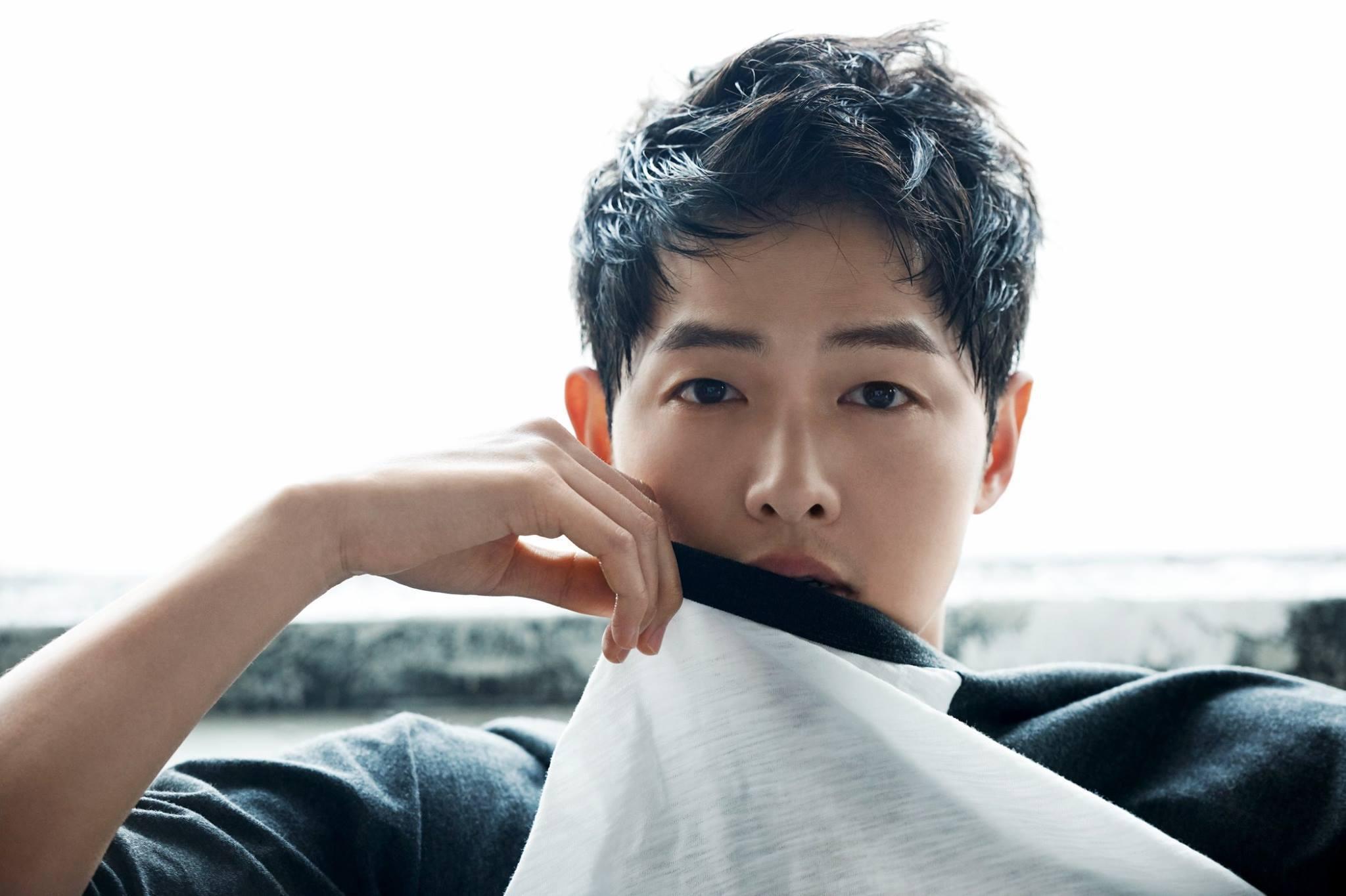 Song Joong Ki - nam thần màn ảnh xứ Kim Chi
