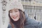 Goo Hye Sun rạng rỡ tại Anh sau thời gian dài bị nghi ngờ trầm cảm