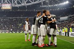 Juventus bỏ túi 3 điểm trong ngày Ronaldo vắng mặt