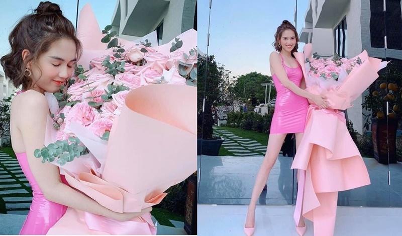 Sơn Tùng M-TP bị soi hẹn hò, Văn Mai Hương đón Valentine muộn