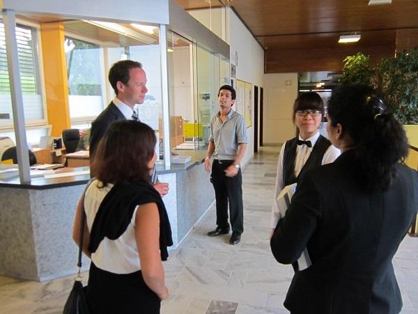Khoá học hè và học bổng ngành Du lịch khách sạn ở Thuỵ Sĩ