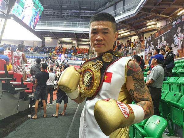 Vietnamese boxer Hoang knocks out Wongda to retain WBA Asia title