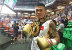 Vietnamese boxer Hoang knocks out Wongda to retain WBA Asia title