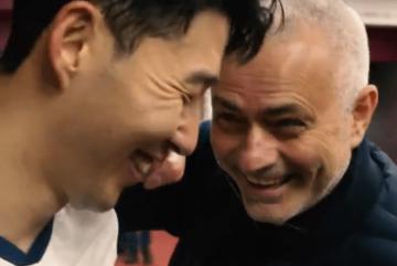 Tottenham thắng nhọc, Mourinho 'phá' phỏng vấn của Son Heung Min