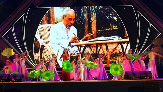 Sen Village Festival 2020,President Ho Chi Minh,entertainment news