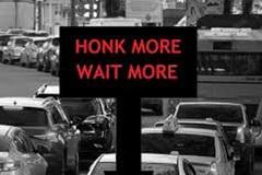 """Ấn Độ thử nghiệm hệ thống đèn giao thông """"ghét tiếng còi"""""""