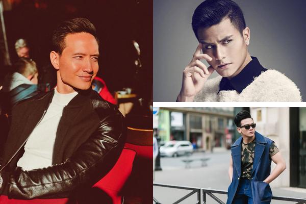 3 nam thần điển trai showbiz Việt khiến chị em 'mê mệt' - xổ số ngày 30112019