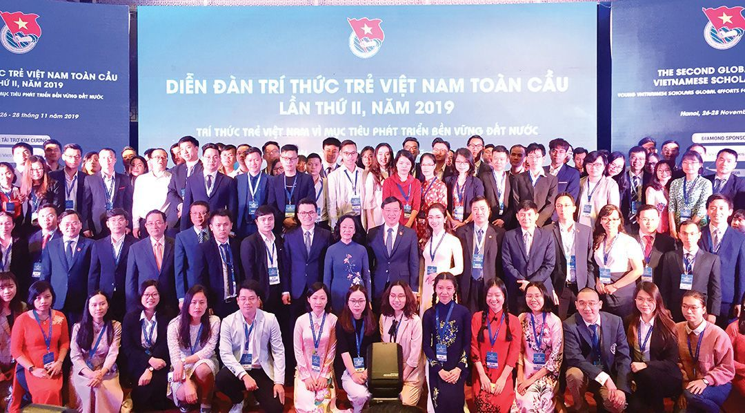 Roots not forgotten as Vietnamese expats play a part in homeland's development