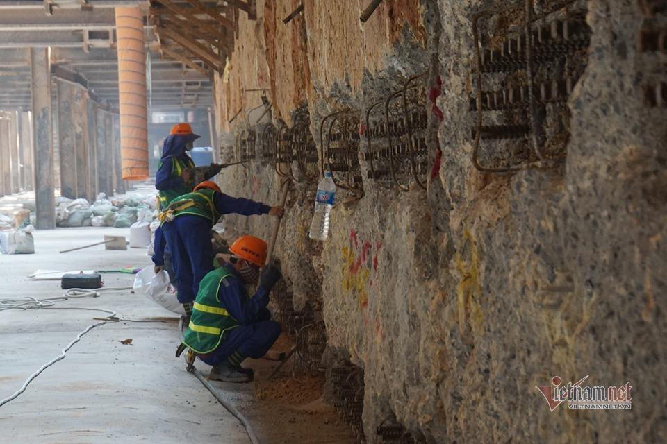 Thông tuyến sớm 3 ngày toàn dự án metro Bến Thành - Suối Tiên