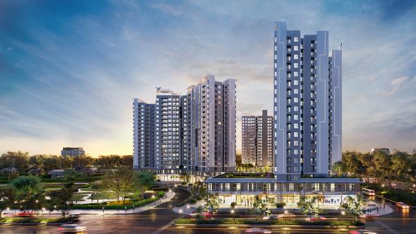 An Gia ra mắt Westgate ở trung tâm hành chính Tây Sài Gòn