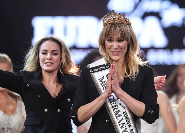 Hoa hậu Đức 2020 đăng quang ở tuổi 35
