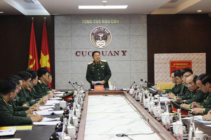 Dịch Covid-19 diễn biến phức tạp, hạn chế thấp nhất lây lan vào quân đội