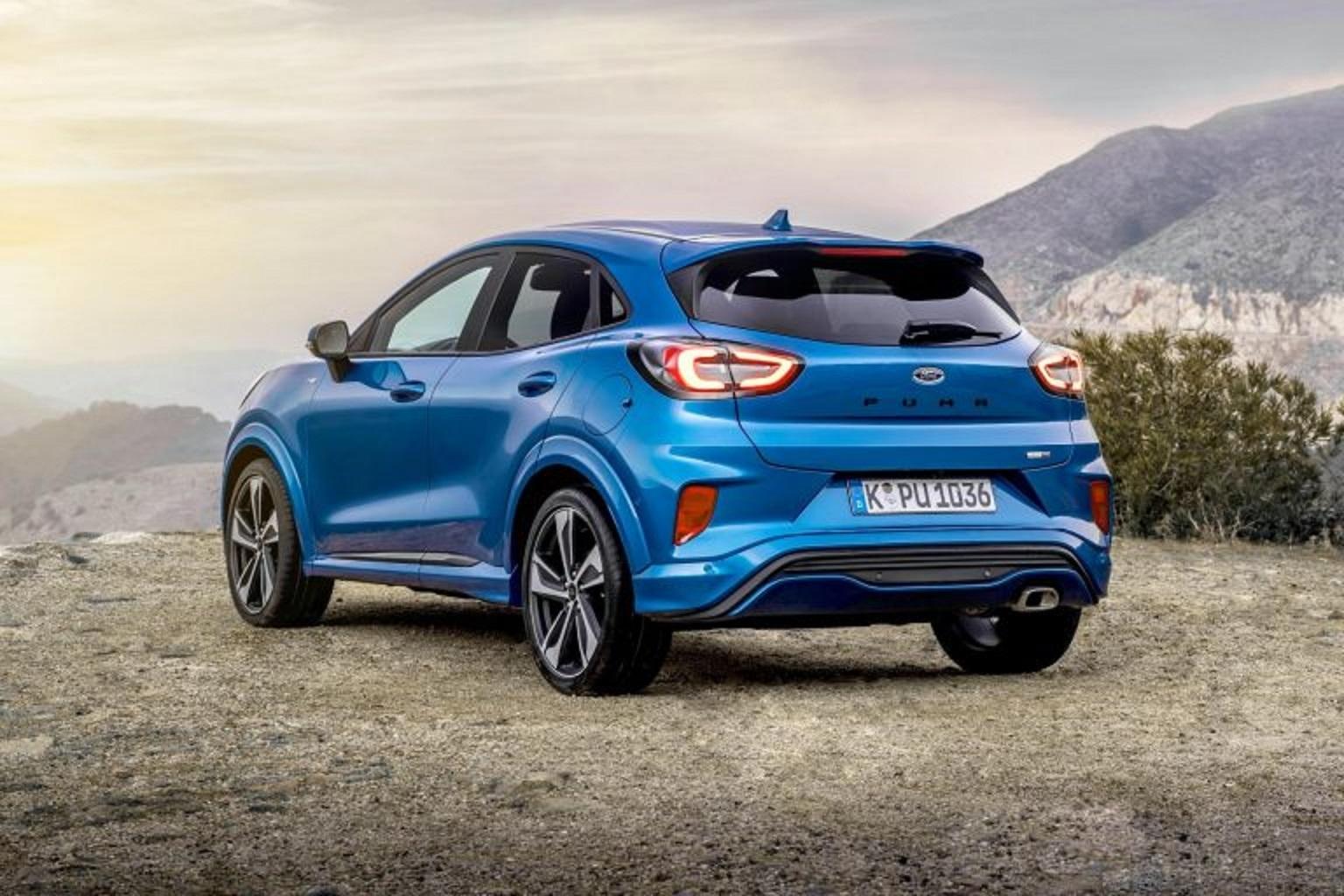 Ra mắt chưa lâu, Ford Puma dính án triệu hồi tại Anh