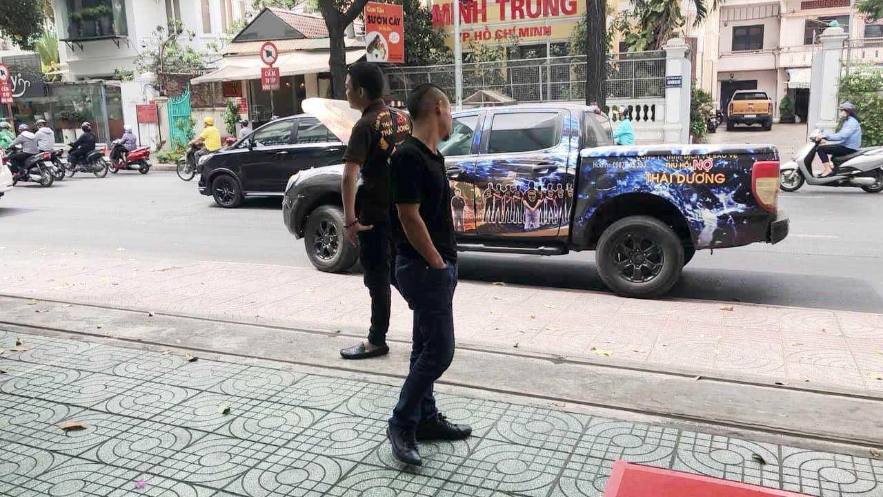 Đòi Nợ Thuê,Giang Hồ,Sài Gòn