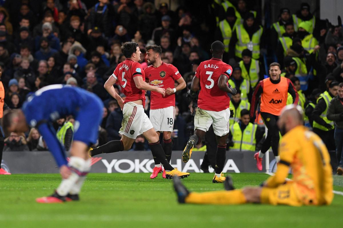 MU,Bruno Fernandes,Solskjaer,Chelsea,MU vs Chelsea