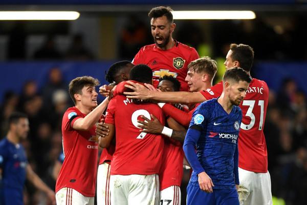 MU thắng đẹp Chelsea: Oai phong của Quỷ đỏ