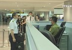 Airport officers strive to avoid Covid-19 infection