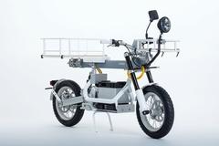 Khám phá xe máy điện đơn giản và đa năng nhất thế giới