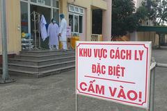 3 người từ Sơn Lôi trở về, cả gia đình ở Nghệ An được cách ly